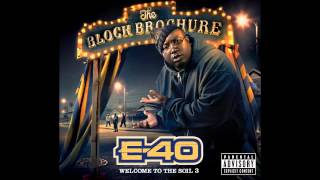 E-40 - I'm Laced [HQ]