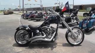 9. 000082 - 2004 American Ironhorse Legend SC - Used motorcycles for sale