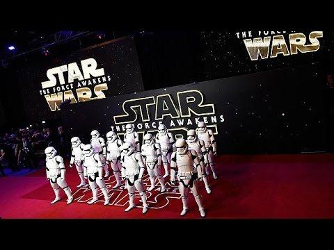 Star Wars: Σπάει τα κοντέρ εισπράξεων