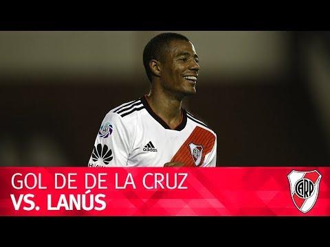 Gol de Nicolás De La Cruz vs. Lanús
