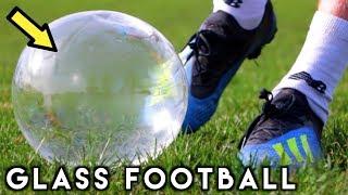 Video KICKING A GLASS FOOTBALL *Dangerous* MP3, 3GP, MP4, WEBM, AVI, FLV Agustus 2019