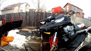 7. Differences in the PRO RMK and ASSAULT, Which sled fits your riding style better?