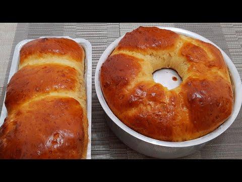 Aprenda a fazer pão caseiro no liquidificador