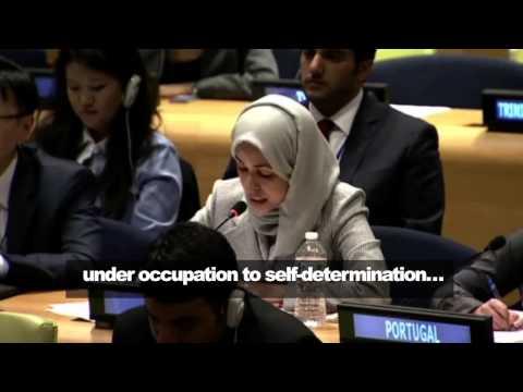 Top Hamas Funder Qatar Enjoys Anti-Terror Joke @ UN