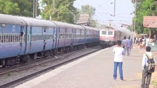 Nonton Furious Mumbai Central Ahmedabad Shatabdi Express Displaying Its Might & Overtaking Gujarat Express Film Subtitle Indonesia Streaming Movie Download