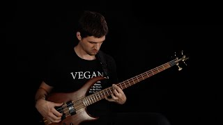 BECOME A PATRON: http://patreon.com/joshfossgreen Thank you for listening to another solo bass improvisation! This one came out a little different than some ...