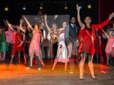 Dedicado a Corrie en el Día Nacional del Tango