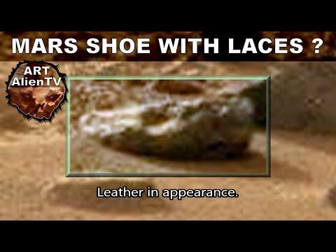 Amazing Alien Fish & Shoes Found on Mars: Curiosity Rover Anomalies. ArtAlienTV – MARS ZOO 720p