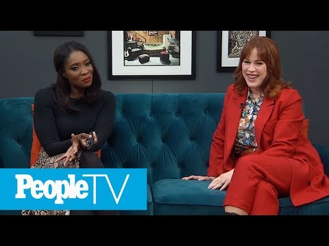 Molly Ringwald On 'Spacehunter: Adventures In The Forbidden Zone' | PeopleTV | Entertainment Weekly