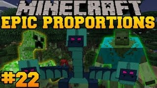 Minecraft: Epic Proportions - DEADLY BREWMASTER!  - Episode 22 (S2 Modded Survival)