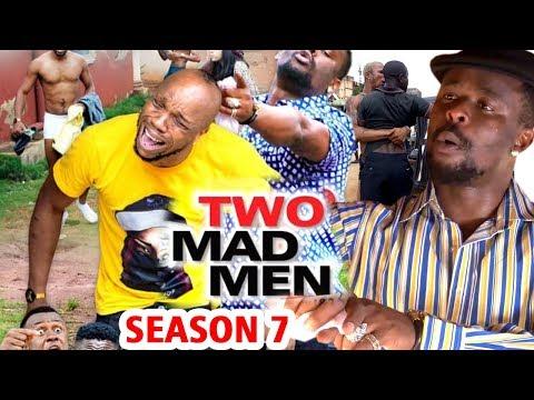 TWO MAD MEN SEASON 7 - Zubby Michael 2020 Latest Nigerian Nollywood Movie Full HD