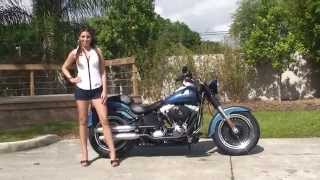9. New 2014 Harley Davidson FatBoy Lo Motorcycles for sale - Tampa FL