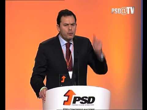 XXXV Congresso PSD - Intervenção de Luís Montenegro
