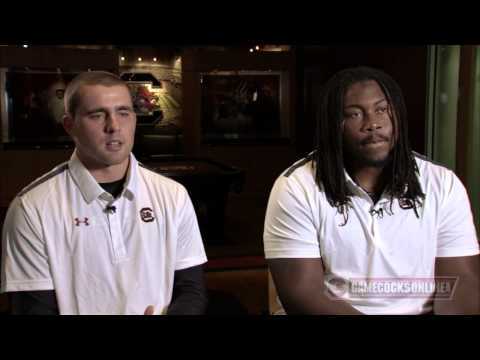 Dylan Thompson Interview 7/21/2014 video.