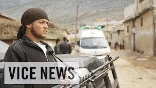 The Rise Of British Jihadists In Syria