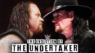 Video The Evolution of The Undertaker! - WWF/WWE (1990-2017) MP3, 3GP, MP4, WEBM, AVI, FLV Juni 2019