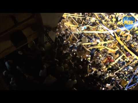 Boca Wanderers Lib15 / Entra La 12 - La 12 - Boca Juniors