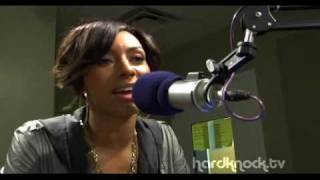 Keri Hilson addresses Beyonce and Ciara diss - YouTube
