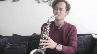 Raisa - Apalah Arti Menunggu (alto saxophone cover by Christian Ama) Video