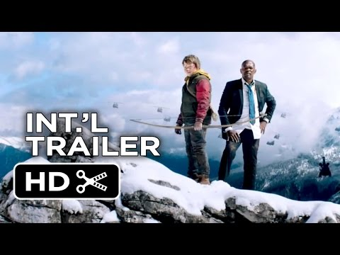 Big Game Official International Trailer #2 (2015) – Samuel L. Jackson Adventure Movie HD