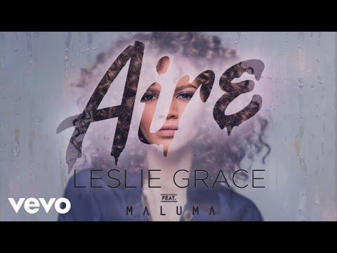 Letra Aire - Leslie Grace Ft Maluma