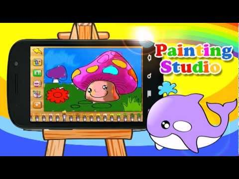 Video of Painting Studio