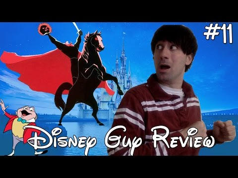 Disney Guy Review: The Adventures Of Ichabod And Mr Toad
