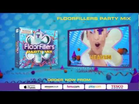 FLOORFILLERS PARTY MIX: The Megamix (видео)