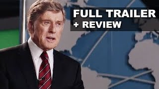 Truth 2015 Official Trailer + Trailer Review : Beyond The Trailer
