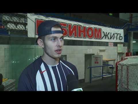 Егор Попов о конкуренции и атмосфере в команде