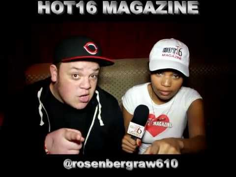 Rosenberg Raw vs. BiggK Hot16 Magazine Exclusive