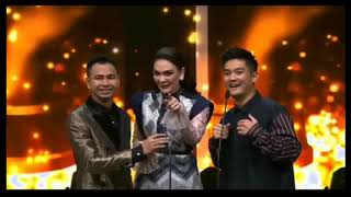 LUNAMAYA - HEBOHKAN INDONESIAN MOVIE ACTORS AWARDS 2019