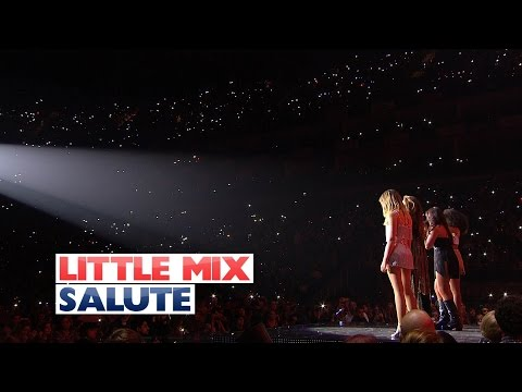 Video Little Mix - 'Salute' (Live At The Jingle Bell Ball 2015) download in MP3, 3GP, MP4, WEBM, AVI, FLV January 2017