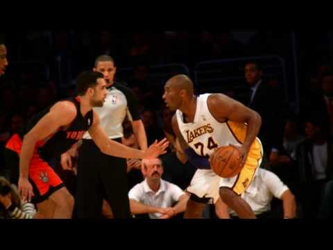 Video: Phantom: Kobe Bryant's Season Debut
