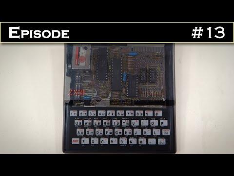 EPISODE 13 : Pourquoi le ZX81 était une arnaque...