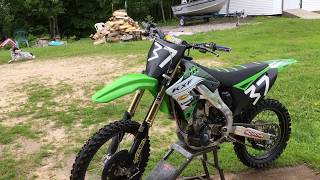 6. My $2400 Bike! Review- Kx250F