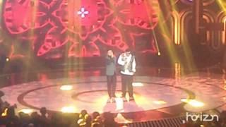 Duet emas danang & Asep irama di DA4 puncak final Video