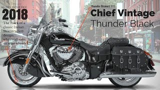 10. Amazing!! Indian Chief Vintage 2018 (Thunder Black) - Autosphere