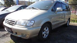 видео авто Hyundai Trajet в кредит