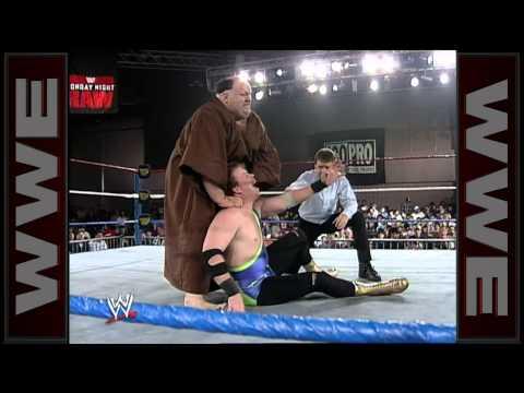 Video Friar Ferguson makes his WWE debut: Raw, April 12, 1993 download in MP3, 3GP, MP4, WEBM, AVI, FLV January 2017