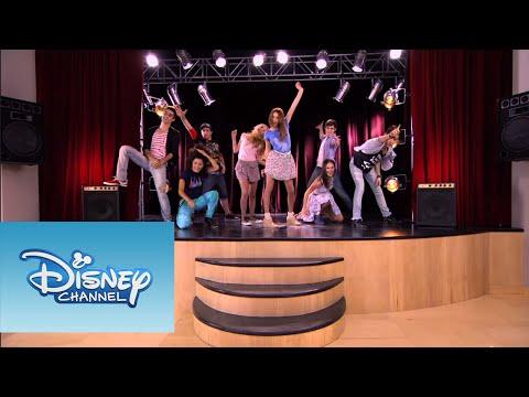 Violetta - Momento musical: Los chicos bailan ¨Tienes el talento¨