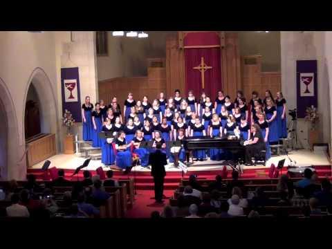 Dog Days Are Over. Millikin University Women's Choir. Dir Matthew Leese