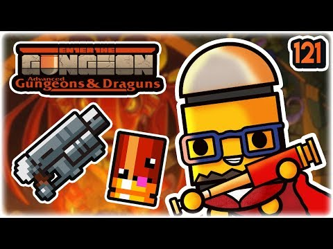 Scatterbot AC-15 | Part 121 | Let's Play: Enter the Gungeon Advanced Gungeons and Draguns