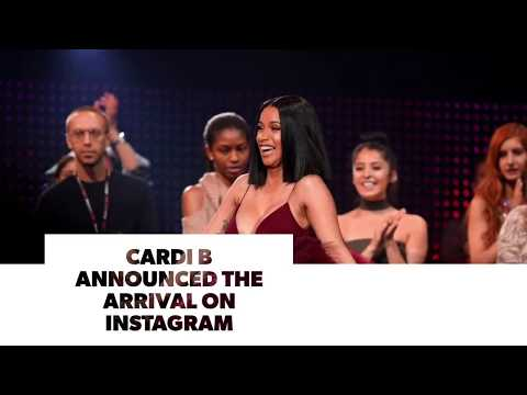 Cardi B gives birth to baby girl