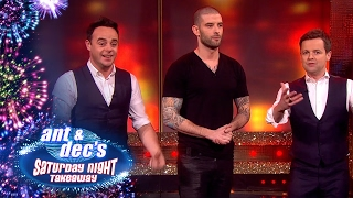 Download Video Britain's Got Talent Star Darcy Oake's Disappearing Act - Saturday Night Takeaway MP3 3GP MP4