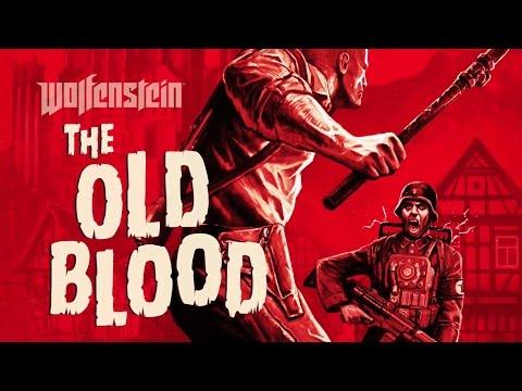 HispaSolutions.com - Wolfenstein: The Old Blood Dvd carátula