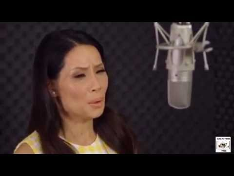 Kung Fu Panda: behind the scene voice recording