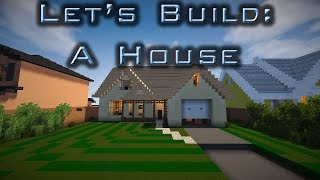 Let's Build: A House 5 Ep4 - Kitchen, Living Room & Small Bedroom