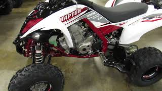 5. Romney Cycles 2018 Yamaha Raptor 700R SE
