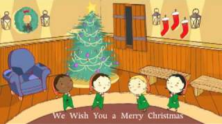 We Wish You a Merry Christmas Easy for Kids